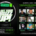 Full Info on @HipHopDx Presents @GetYourBuzzUp NYC Industry Experience