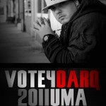 New Song-@darqraw 'Never Enough' And Go Vote