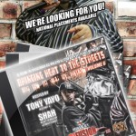 Mixtape Placement-@608shah @kingfusion 'Bringing Heat to the Streets Vol6′