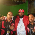"(New Music)-@lepbogusboys @rickyrozay ""Kush & Leather"""