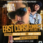 East Coast Connection 2 – @PhreshyDuzit @TeamBennySosa @shahcypha Hosted By @mrgetyourbuzzup Mixed By @kingfusion