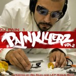 "(New Mixtape)-@djpain1 ""Painkillerz (Vol 2)"""