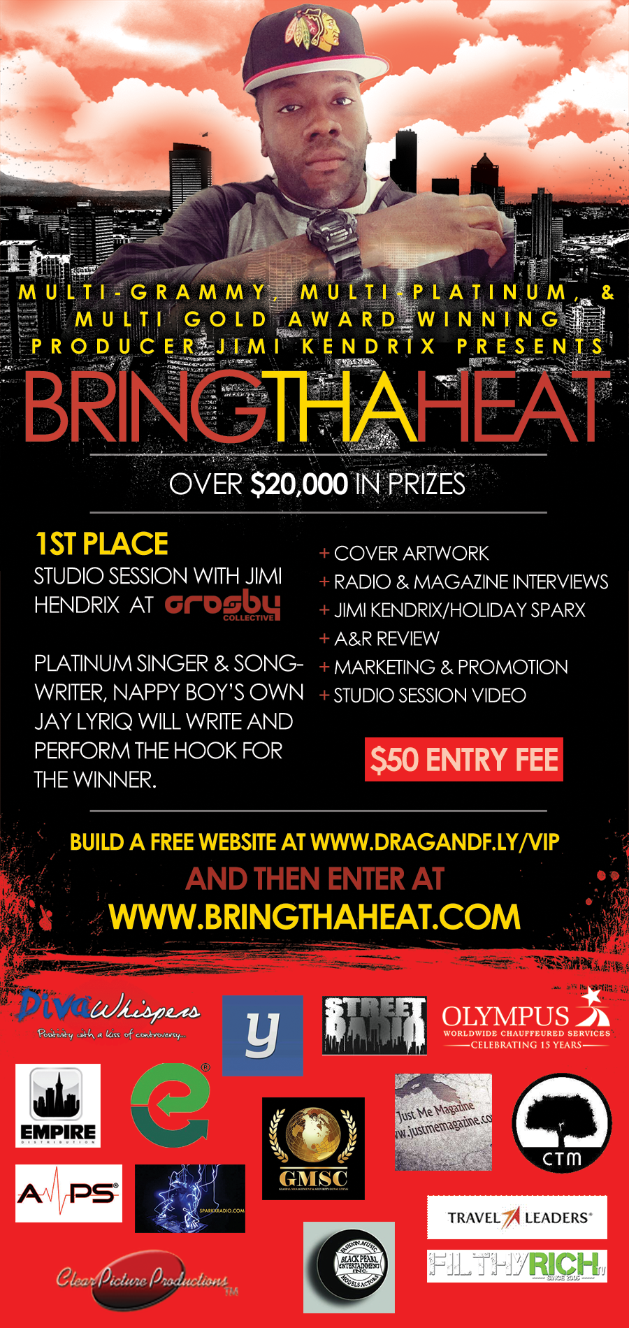 (New Event)-@JiMiKenDrix Presents #BringThaHeat